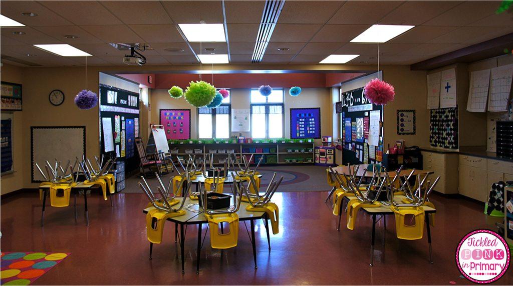 Class Room - Meet The Teacher