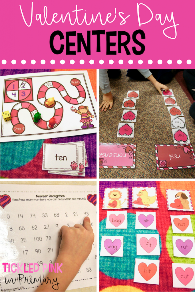 Valentine's Day Activities - Valentine's Day Center