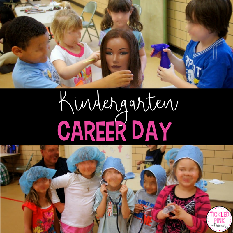 preschool career day kindergarten career day with a free writing prompt 995