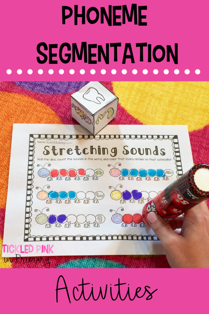 Phoneme Segmentation - Stretching Sounds