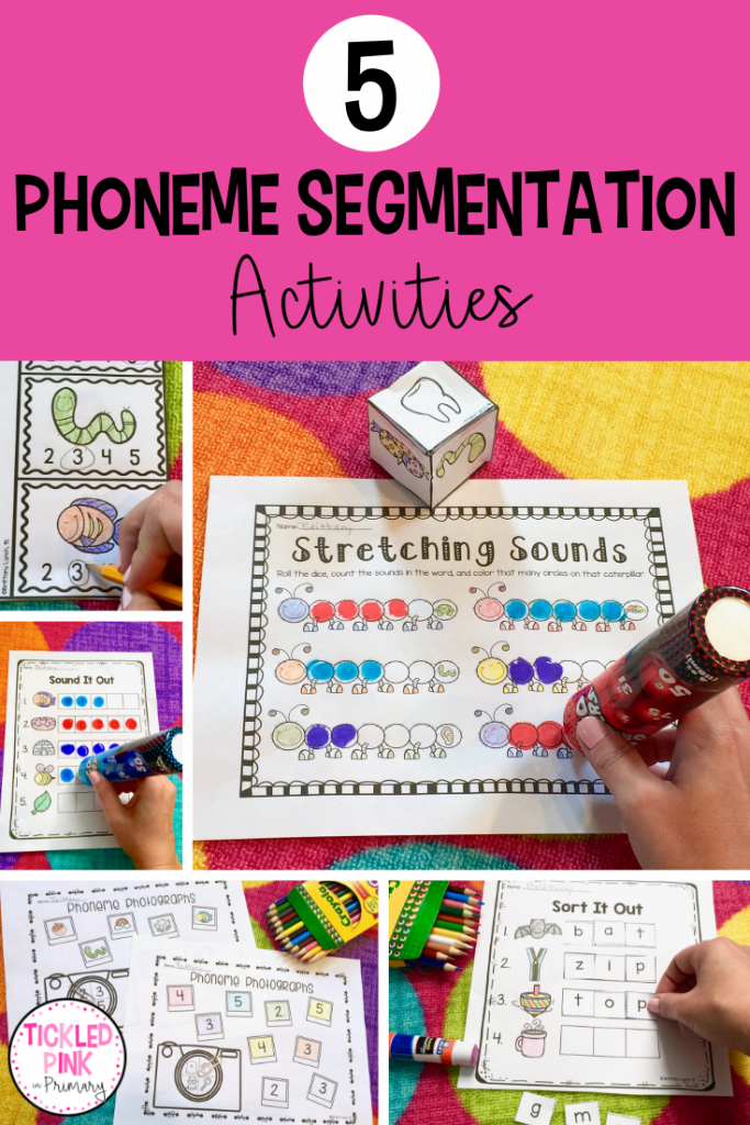 Phoneme Segmentation Activies