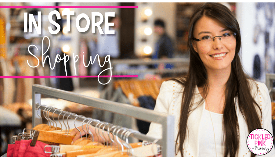 Shop for Teachers - In Store Shopping