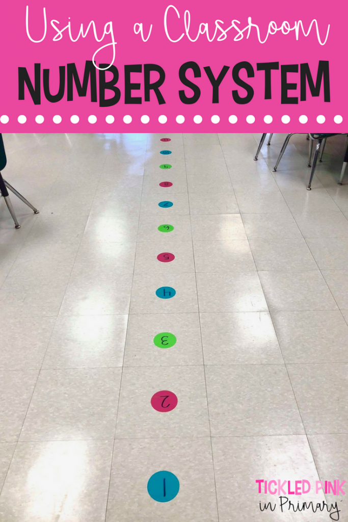 Classroom Number System