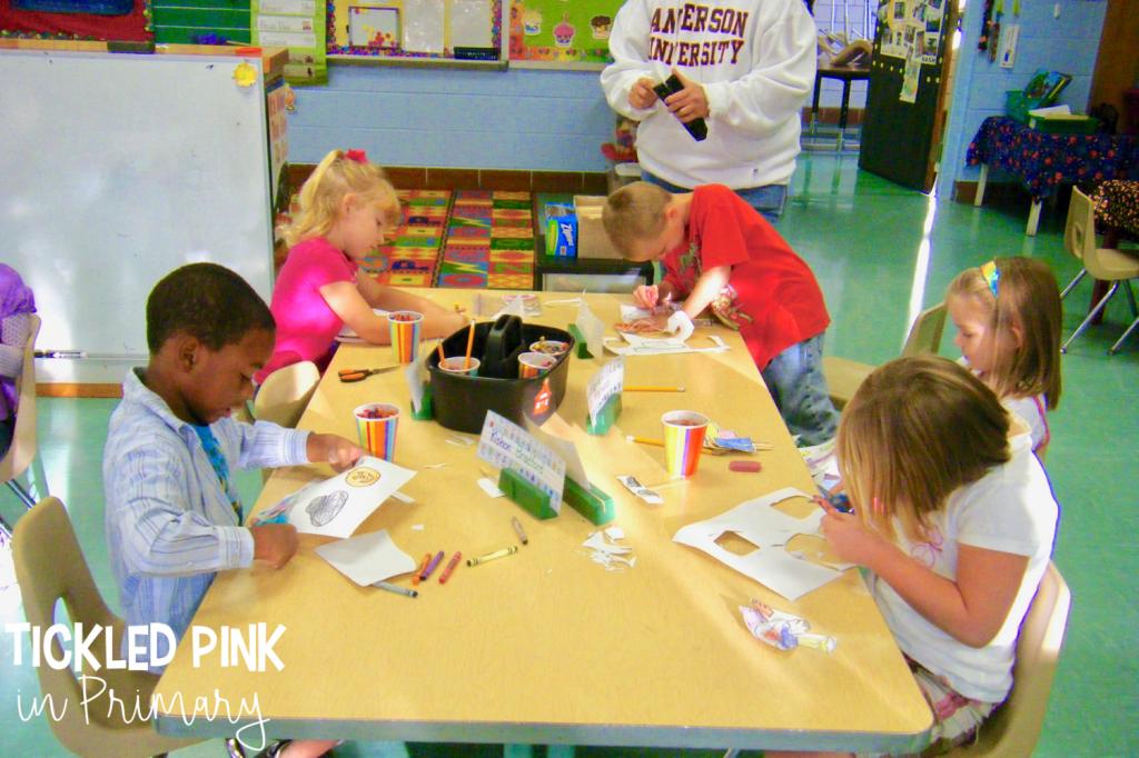Parent Volunteers - Centers