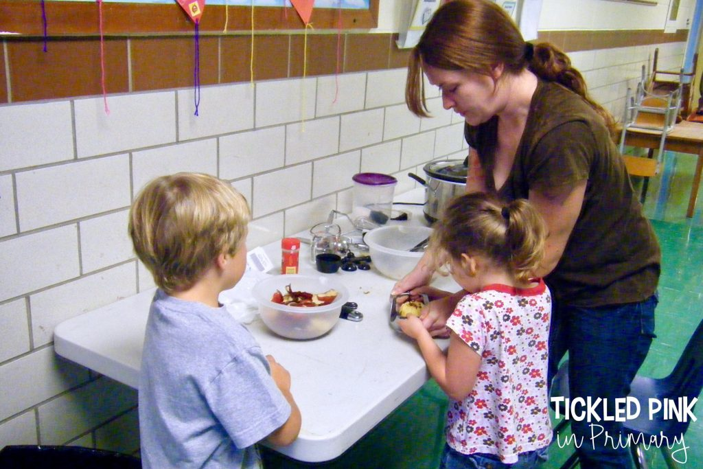 Parent Volunteers - Fun Friday