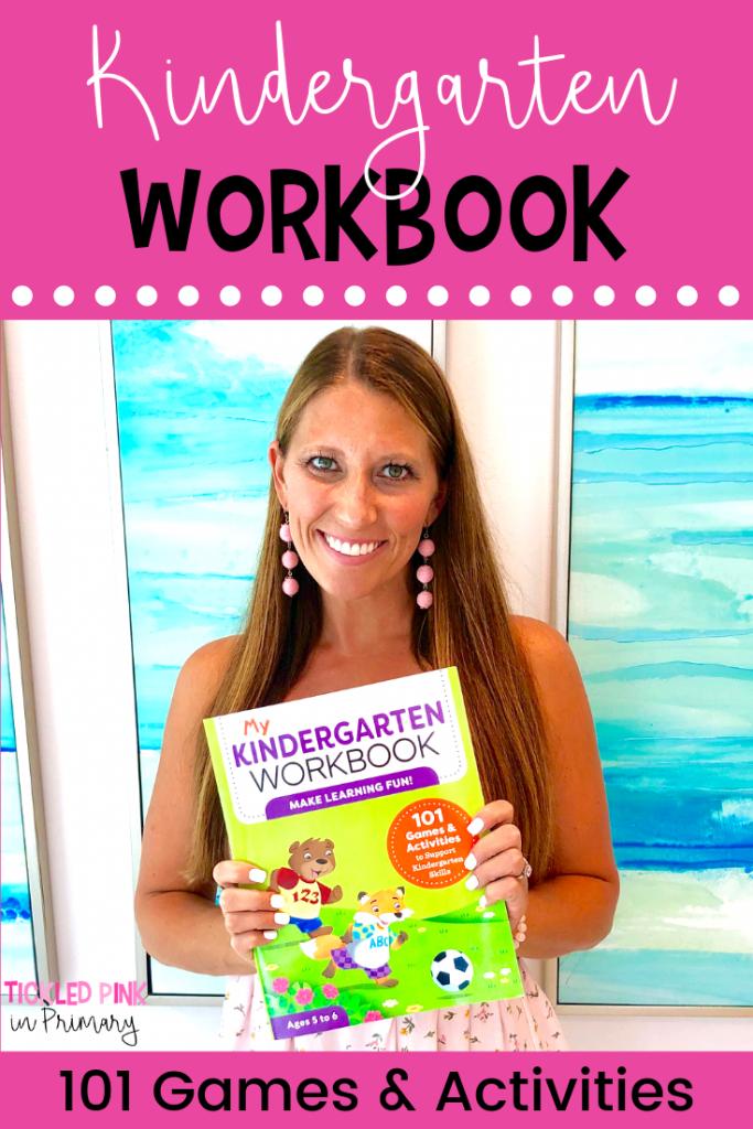 My Kindergarten Workbook - 101 Games and Activities