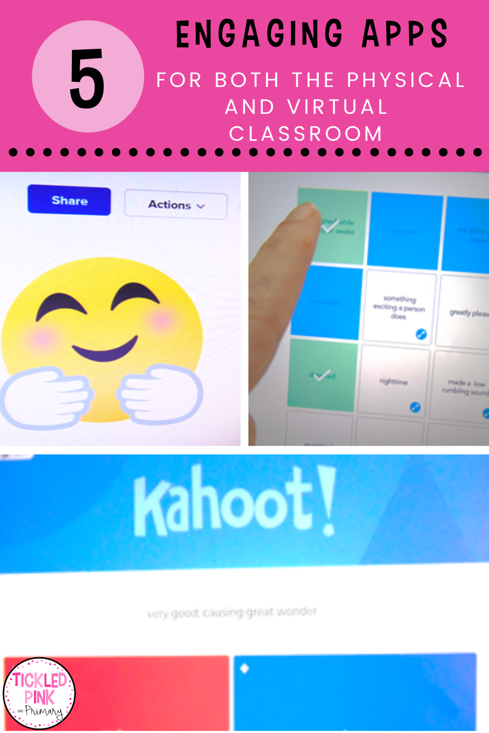 5 Apps and Games for both the Physical and Virtual Classroom