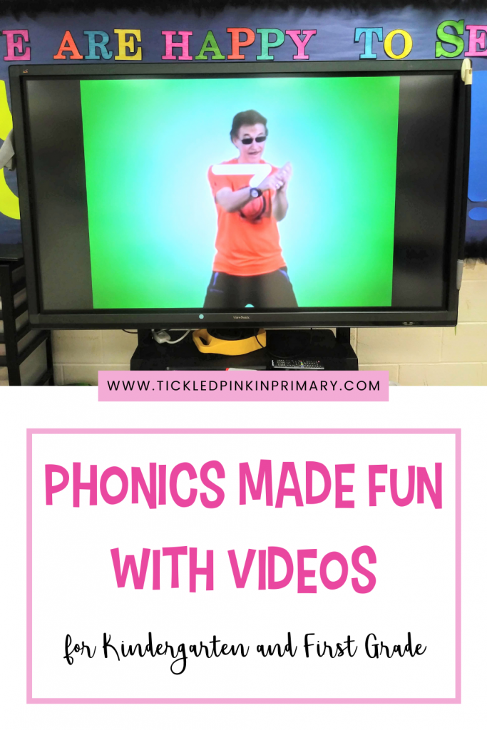Kids move, sing, and dance along to fun phonics videos!