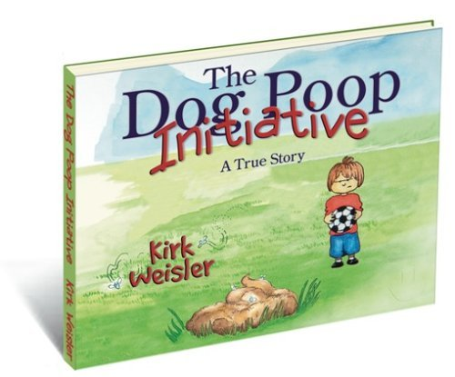 Dog Poop Initiative read-aloud for character education teaching the importance of being proactive.