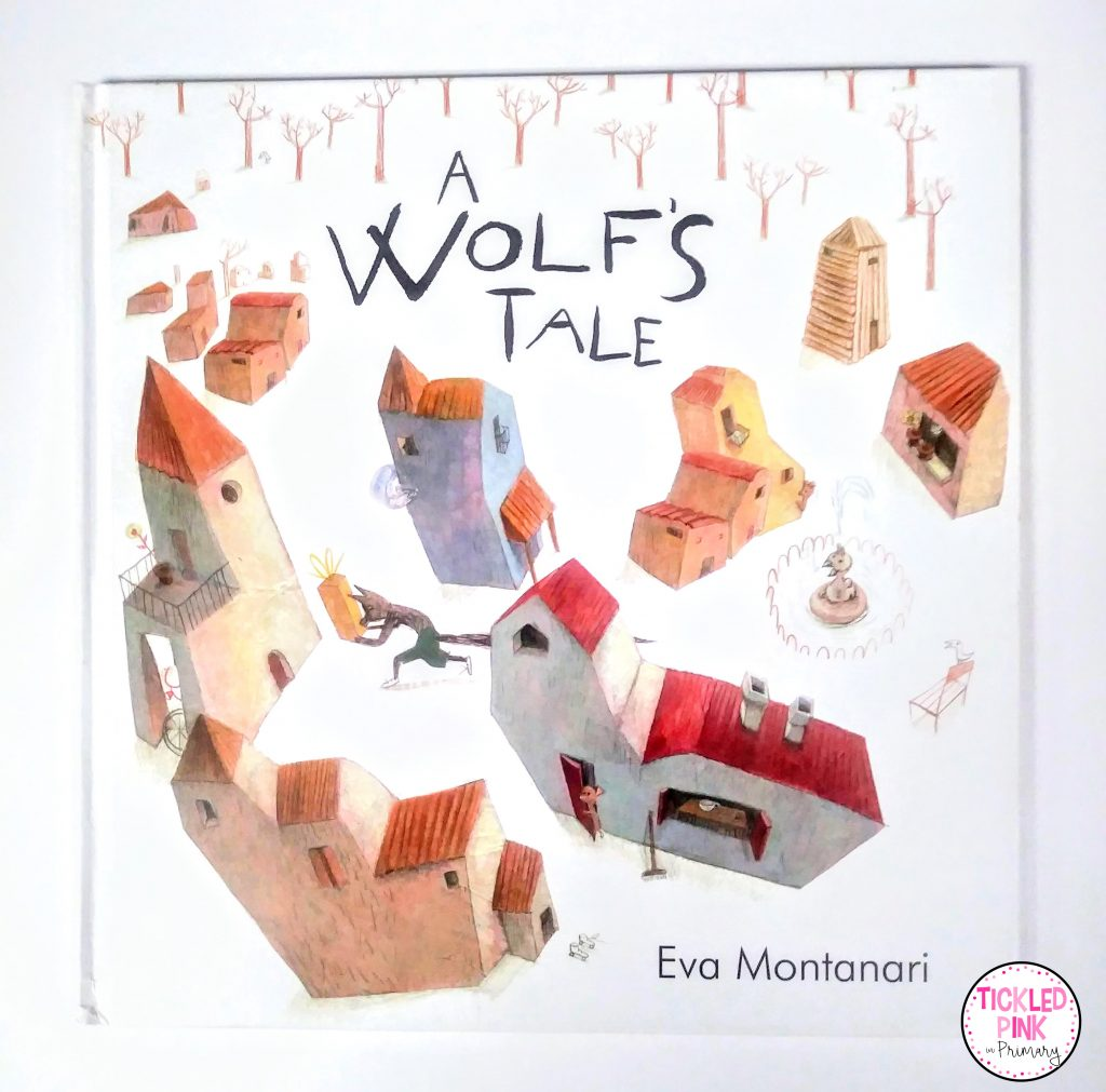 A Wolf's Tale read aloud for character education in understanding others.