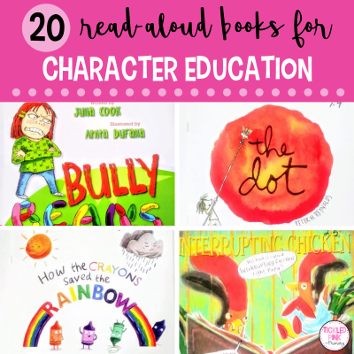 20 Engaging Read-Aloud Books for Character Education